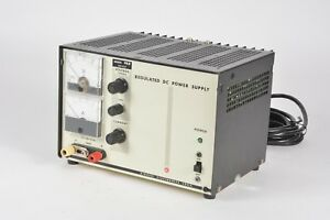 Kikusui Pab 18 4 5 Regulated Dc Power Supply No Handle