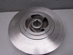 Sulzer Pump 1666292 Impeller 8 500