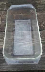One Slide Staining Dish Wheaton Lipshaw Pyrex For Rack Of 50 Slides Lab Oven