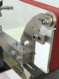 Tr Maker Belt Grinder D backing Plate For 2x72 Knife Making Grinder With Wheels