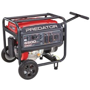 Predator 6500 Generator New In Box Never Been Used Never Fueled Up