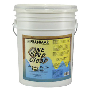 Franmar Ink Emulsion Remover One Step Clear 5 Gallon