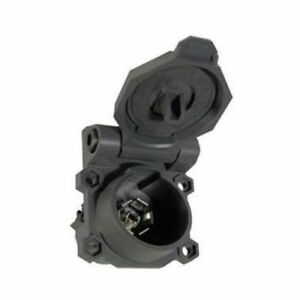 Husky Towing 30175 7 Way Round Trailer Connector Uscar Socket