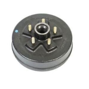 Husky Towing 30792 Trailer 5 X 4 1 2 Brake Hub Assembly With Drum