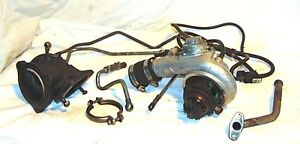 2005 2009 Volvo S60 T5 Turbo Charger Assembly Complete 30650634 Oem