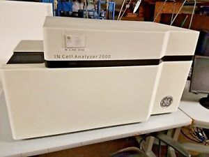 Ge In Cell Analyzer 2000 Pred To Ge In Cell 2200