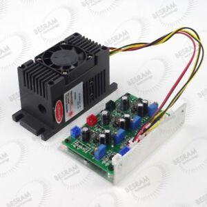 Laserland Focusable 300mw 650nm Red Dot Laser Diode Module Ttl