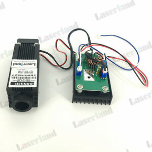 Focusable 1 6w 980nm Ir Infrared Laser Diode Module W ttl