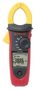 Amprobe Clamp on Meter 600kw 600a Acdc 52nav