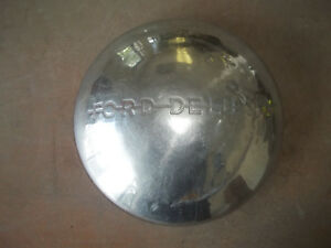 Ford Deluxe Center Hub Cap Wheel Lug Cover Rim Hubcap Poverty Dog Dish Oem Used