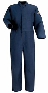 Vf Imagewear Nomex Iiia Fr Contractor Coverall Size 2xl Color Family Blues