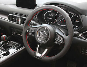 Autoexe Sports Steering Wheel For 2017 Mazda 3