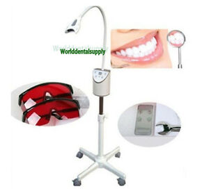 Mobile Dental Teeth Bleaching Whitening Lamp Accelerator System Led Light Md666