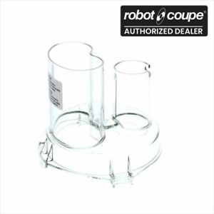 Robot Coupe 112206s R100 R101 Food Processor Clear Bowl Lid 2 5 Quart Genuine