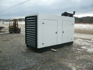 New Maximus 150 Kw Xg3306 ta Generator Set