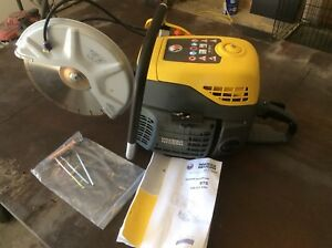 Wacker Neuson Bts 635 12 Concrete Cut off Saw