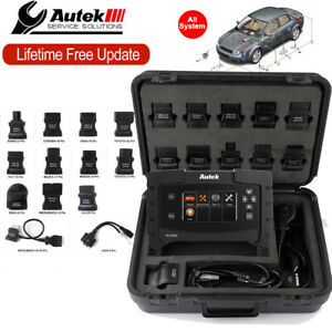 Car Full System Diagnostic Scanner Ecu Programming Coding Obdii Auto Scan Tools