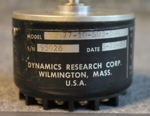 Drc Dynamic Research Corp Rotary Encoder