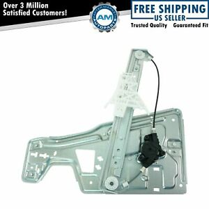 Power Window Regulator W Motor Front Lh Driver Side For Chevy Equinox Torrent