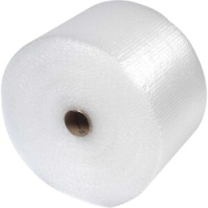 Bubble Wrap Air Cellular Cushioning Lightweight Packaging 3 16in X 12in X 175ft