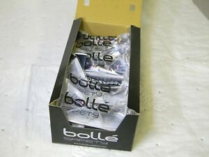 Bolle Rush Safety Glasses Clear Hd Hydrophobic Lens Qty 10 40113