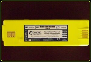 Cardiac Science G3 Aed 9146 Battery With 75 Battery Life
