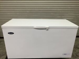 New 60 Chest Freezer Flip Top 15 9 Cu Ft Atosa Mwf9016 7903 Commercial Food