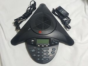 Polycom Soundstation 2w Conference Phone 1 9 Ghz Dect 6 0 2201 67880 160