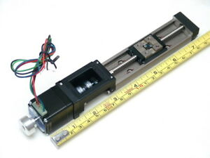 Thk Kr15a Linear Actuator Lead 2mm With Nema 11 2phase Stepper Motor Cnc