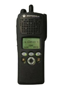 Motorola Xts2500 Model 2 800mhz P25 Digital Portable Radio H46ucf9pw6bn