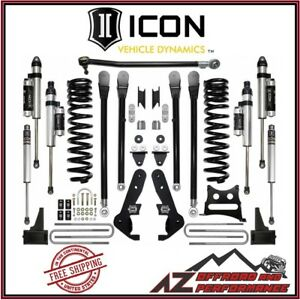 Icon 2017 Up Ford F250 F350 4wd 4 5 Suspension System Stage 5 Kit
