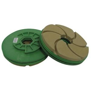 Tenax 2000 Grit 5 Inch Combo Polishing Wheel For Bullnoses And Straight Edges