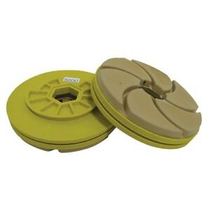 Tenax 5000 Grit 5 Inch Combo Polishing Wheel For Bullnoses And Straight Edges