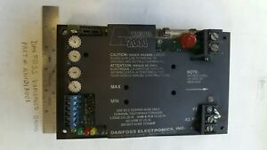 Danfoss Varispeed 2000 Dc Variable Speed Motor Controller