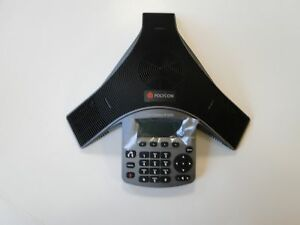 Polycom Ip5000 Soundstation Poe No Power Supply 2200 30900 0025 1 Year War