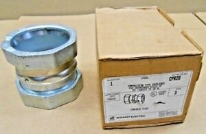 Nib Midwest Cpr28 3 Rigid Compression Coupling Threadless 30 300 5 Avail