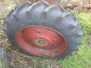 11 2 28 Tractor Tires And Rims Oliver 60 Others