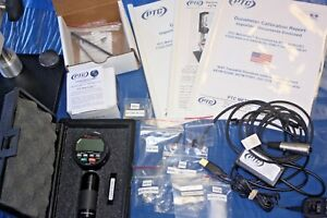 Excellent Ptc Durometer E2000 511a Hydraulic Stand 7000 Smart Cable Tester