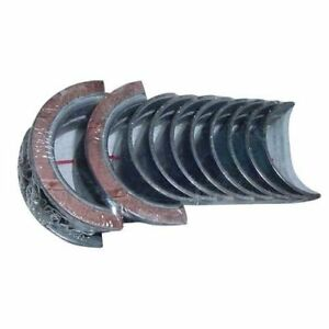 Main Bearings 020 Oversize Set International 424 444 384 2424 354 2444
