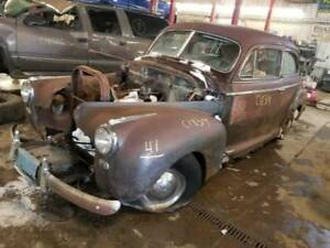 1941 Chevrolet Manual Transmission 3 Speed 6 Cylinder 441340