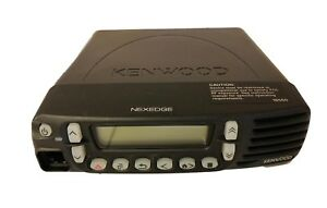 Kenwood Nx 800hk Nexedge Digital Mobile Radio Uhf 45 Watts 512 Ch