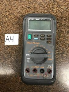 Blue Point Dmsc683a Multimeter With Protective Case No Leads