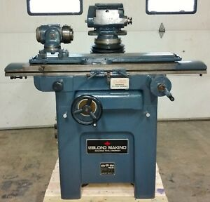 Leblond Makino C 40 Tool Cutter Grinder excellent Condition