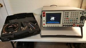 Ifr 1900 Aeroflex Communications Analyzer Service Monitor Accessory Package