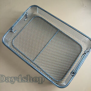 Best Sterilization Tray Case Box Surgical Instrument Stainless Steel