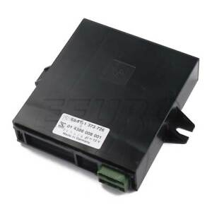 New Genuine Bmw On Board Computer Relay 65811373726