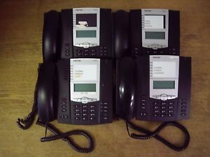 Lot Of 4 Aastra 6753i A1753 0131 10 01 Voip Ip Business Office Telephone System