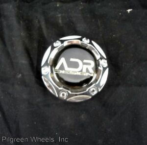 Adr Design Wheels Rim Center Cap C 288 Chrome 2 3 4 Used