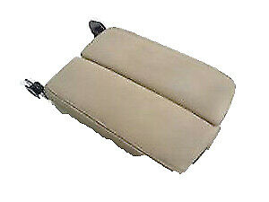 Fits 05 10 Acura Rl Beige Real Leather Center Console Lid Armrest Cover