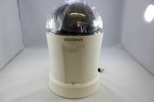 Samsung Scp 2270n High Resolution Ptz Dome Camera